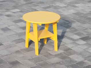 country_view_round_two_tier_end_table